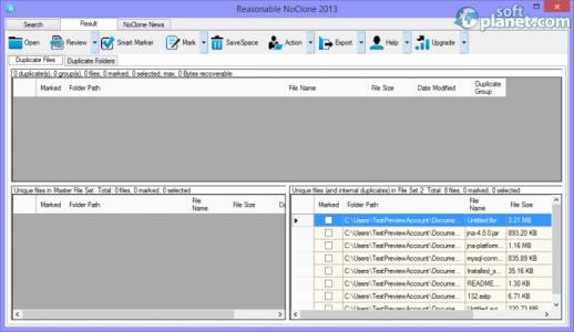 Reasonable NoClone 2013 Screenshot2