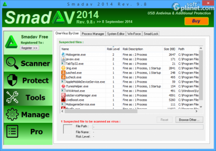 SmadAV Screenshot3