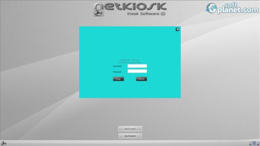 Netkiosk Standard Screenshot2