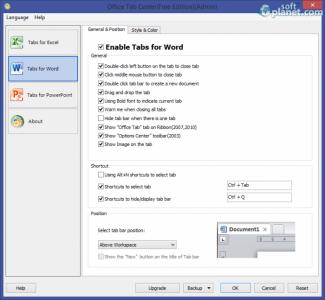 Office Tab Screenshot3