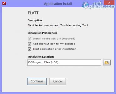 FLATT Screenshot4
