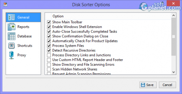 Disk Sorter Screenshot4