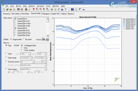 Windographer Professional Edition Screenshot4