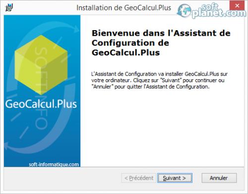 GeoCalcul Plus Screenshot4