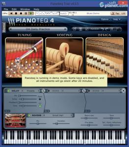 Pianoteq Screenshot3