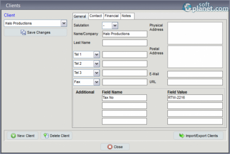 Job Designer Screenshot3