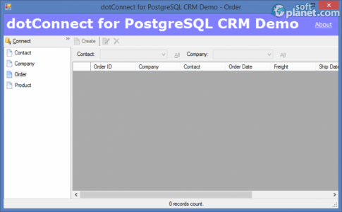 dotConnect for PostgreSQL Screenshot2