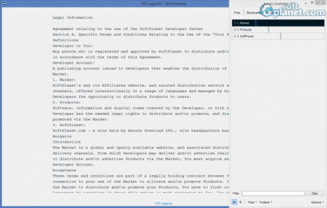WriteMonkey Screenshot5