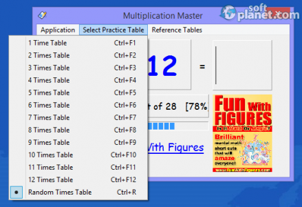Multiplication Master Screenshot3