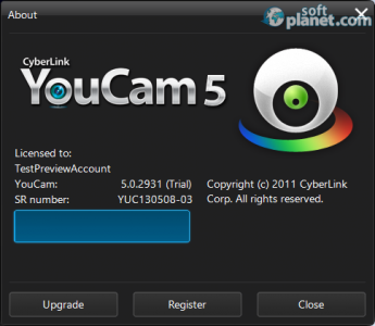 CyberLink YouCam Screenshot2