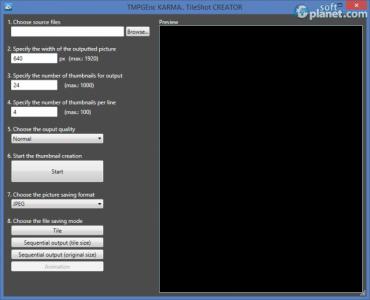 TMPGEnc KARMA Plus Screenshot3