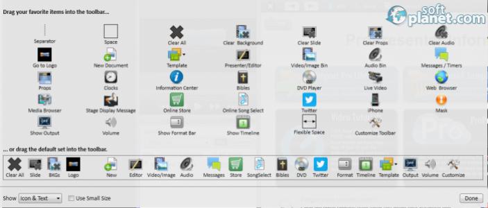 ProPresenter Screenshot4