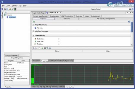 SoapUI Pro Screenshot5