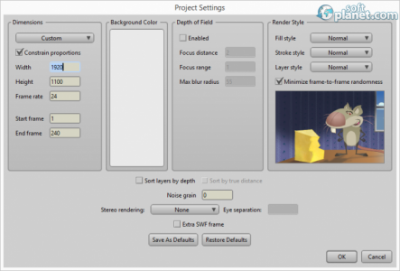Anime Studio Pro Screenshot5
