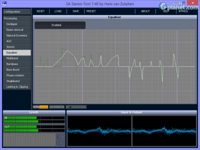 Stereo Tool Screenshot3