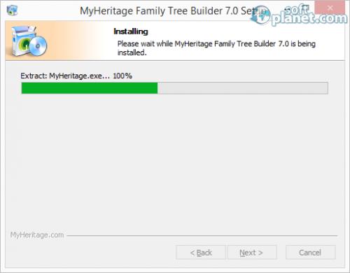 Family Tree Builder Screenshot2