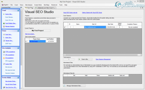 Visual SEO Studio Screenshot2