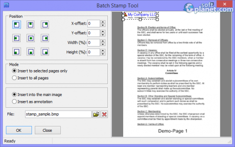 Multi-Page TIFF Editor Screenshot4