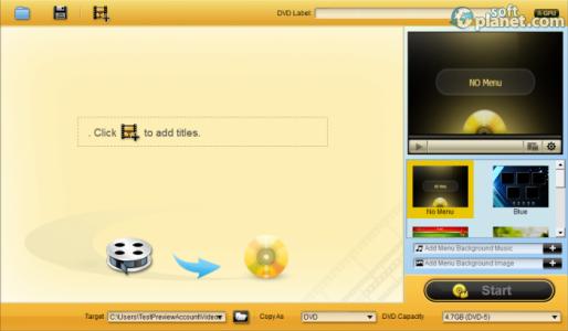 CloneDVD 7 Ultimate Screenshot3