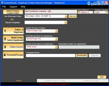 ContactGenie Toolkit Screenshot3