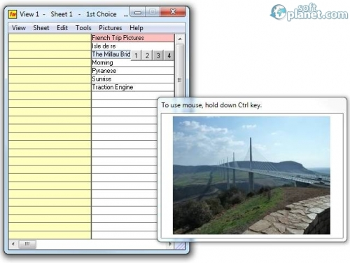 1st Choice Clipboard 2.21.01