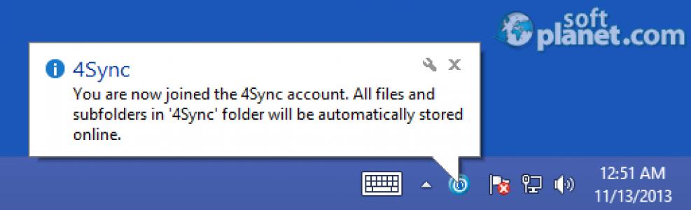 4Sync Screenshot5