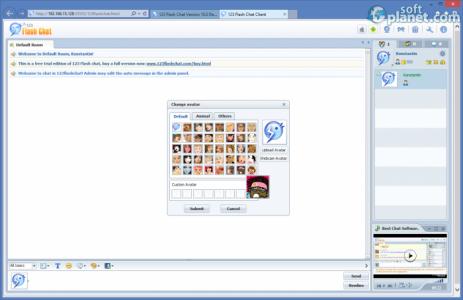 123 Flash Chat Screenshot3