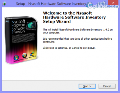 Nsasoft Hardware Software Inventory Screenshot2