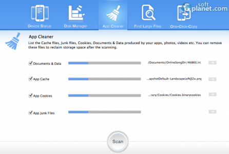 CleanMyPhone Screenshot2