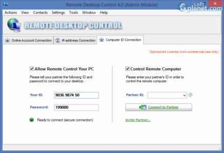 Remote Desktop Control Screenshot4