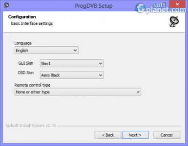 ProgDVB Screenshot5