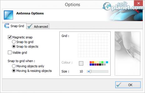 Antenna Web Design Studio Screenshot2