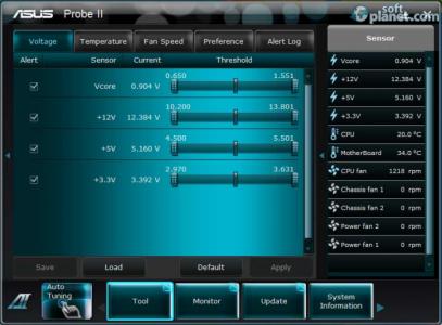 Al Suite II Screenshot2