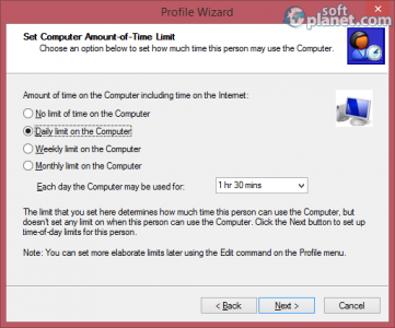 ComputerTime Screenshot3