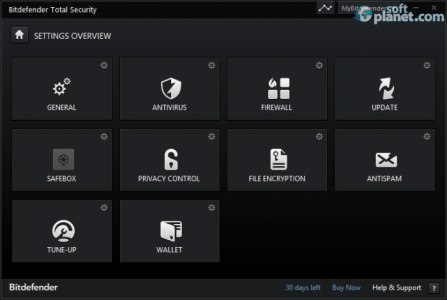 Bitdefender Total Security Screenshot4