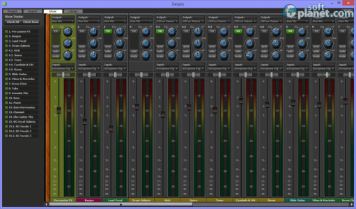 Mixcraft Screenshot2