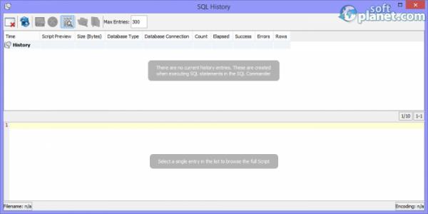 DbVisualizer Screenshot3