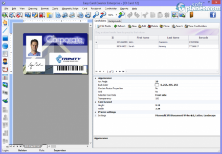 Easy Card Creator Enterprise Screenshot4