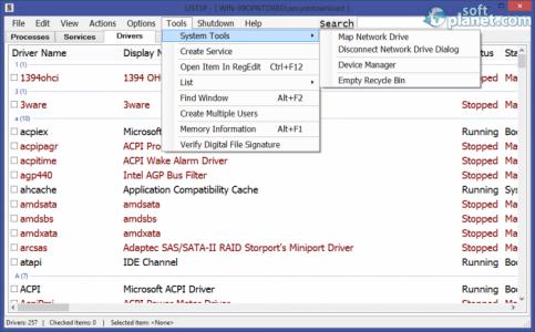 LISTSP Screenshot3