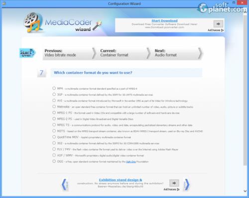 MediaCoder Screenshot3