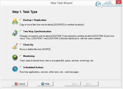 FTP Replication Monitor Screenshot2