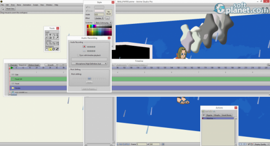 Anime Studio Pro Screenshot2