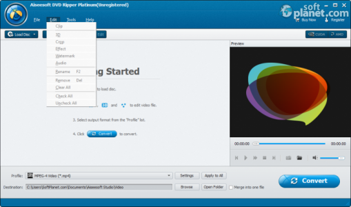 Aiseesoft DVD Ripper Platinum Screenshot5
