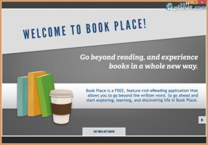 Toshiba Book Place Screenshot2