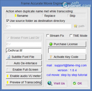 Smart Cutter for DV and DVB Screenshot2