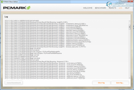 PCMark 8 Basic Edition Screenshot4