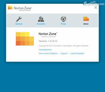 Norton Zone Screenshot4