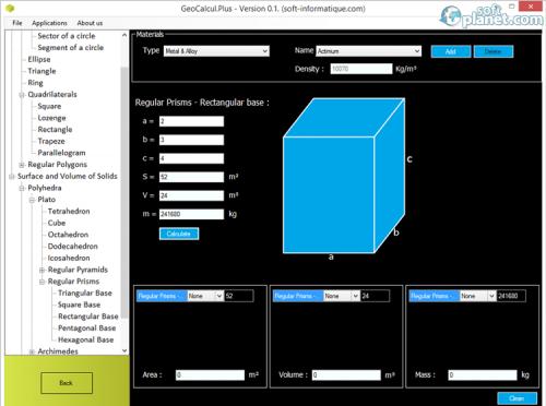 GeoCalcul Plus Screenshot3