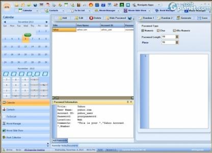 ATS OrganiZer Screenshot2