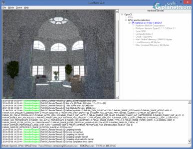 LuxMark Screenshot2
